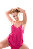 Go-go dancer Royalty Free Stock Image