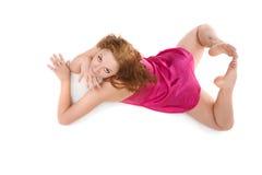 Go-go dancer Stock Photo