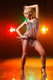 Go-go dancer Stock Images