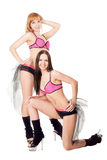 Go-go dancers Stock Photos