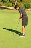 Go Golfing Stock Photography