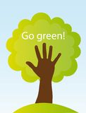 Go Green Stock Images