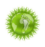 Go green concept, save our planet Royalty Free Stock Images