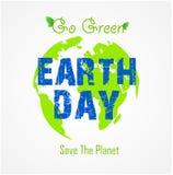Go green concept. Save the planet Stock Photos