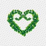 go green design Stock Photography