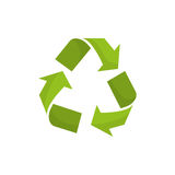 Go green ecology Royalty Free Stock Photography