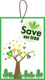Go green icon set Stock Photo
