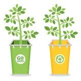 Go green logo. This is go green logo design.   file Stock Photography