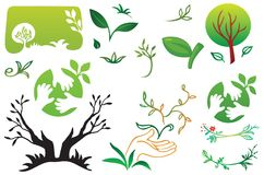 Go Green Logo, Icon and Vector Illustration. For many purpose. EPS 10 format and high resolution JPEG Vector Illustration