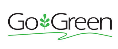 Go Green Type Stock Images