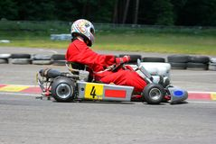 Go Kart 12. Go kart sports objects industries Royalty Free Stock Photography