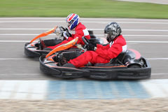 Go-kart Stock Photo