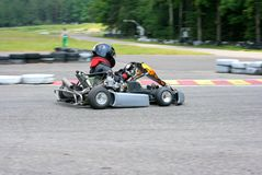 Go Kart 4 Royalty Free Stock Photos