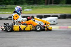 Go Kart. Sports objects industries Stock Photos