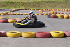 Go Kart Royalty Free Stock Image