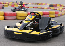 Go Kart Royalty Free Stock Photography