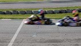 Go kart Royalty Free Stock Photos