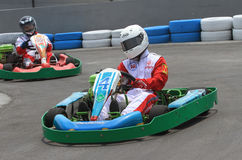Go kart Stock Photo
