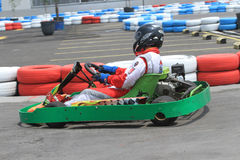 Go kart Royalty Free Stock Photo