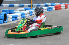 Go kart Royalty Free Stock Images