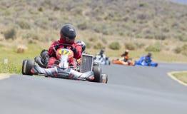 Go Kart Racer #17 Royalty Free Stock Image