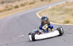 Northern Nevada Kart Club Racing Stock Images