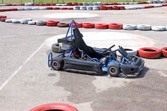 Go kart vehicle Royalty Free Stock Images