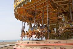 go merry round Στοκ φωτογραφίες με δικαίωμα ελεύθερης χρήσης