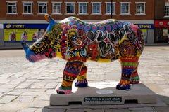 Go Rhino 2 Royalty Free Stock Images