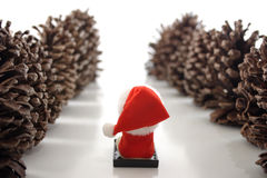 Go Santa! Stock Images