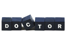 Go see a doctor Stock Images