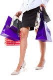 Go for shopping Royalty Free Stock Images