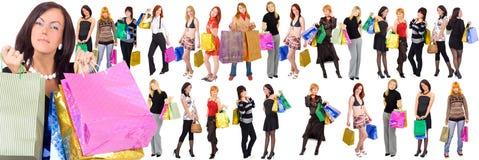 Go shopping Stock Photos
