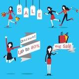 Go shopping Royalty Free Stock Photo