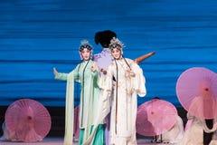 "Go sight-seeing on the West Lake-Kunqu Opera""Madame White Snake"" Stock Photo"