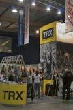 Go!Sport exhibition in Kiev Royalty Free Stock Image
