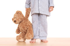 Go to bed royalty free stock photos