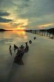 Go to Bridge Stock Photography