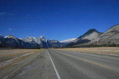 Go to jasper, canada Stock Images