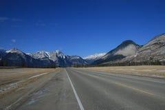 Go to jasper, canada. Jasper national park, alberta, canada, good sunny weather Stock Images