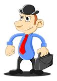 Go to office. Illustrations of go to office Stock Images
