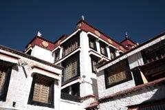 Go to Potala Palace Royalty Free Stock Photography