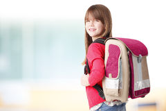Go to school Stock Photography