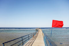 Go to sea Royalty Free Stock Images