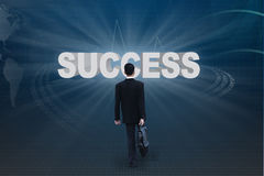 Go to success Stock Images