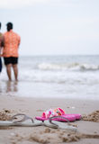 Go to swim. Thailand sea it very cool Royalty Free Stock Photography
