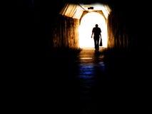 Free Go Towards The Light Stock Image - 21121481