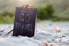 Go Travel Royalty Free Stock Images