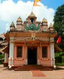 goa印度印度寺庙 库存照片