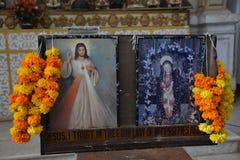 Goa的Se大教堂 免版税库存照片